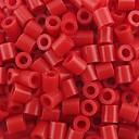 cca 500pcs / torba 5mm crveni perler perle osigurač kuglice HAMA kuglice DIY slagalica eva materijal pronaći cache datoteke za djecu