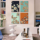 Rastegnut Canvas Art Art petlji set od 4