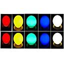 1W E26/E27 LEDボール型電球 8 SMD 2835 50 lm クールホワイト 交流220から240 V