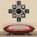 módní kreativní moderní luxusní obývací pokoj nástěnné hodiny