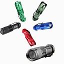 LT-950981 3Mode  CREE XPE Q5  Mini LED Flashlight (300LM.1X14500.Multicolor)