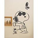Snoopy ga igrati kul zidne naljepnice