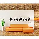 samolepky na zeď na stěnu, domácí dekorace vespa motoru plakát PVC nástěnné samolepky na zeď