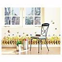 zidne naljepnice zidne naljepnice, stil sade cvijeće PVC zidne naljepnice