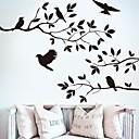 zid naljepnice zid naljepnice, grana i ptice PVC zidne naljepnice