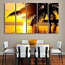 E-home® rastegnut platnu si obale ukras slikarstvo set 5