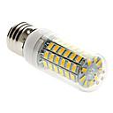 15W E26/E27 LED klipaste žarulje T 69 SMD 5730 1500 lm Toplo bijelo AC 220-240 V 1 kom.