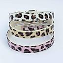 猫用品 / 犬用品 カラー 調整可能/引き込み式 ホワイト / ピンク / ゴールド PUレザー