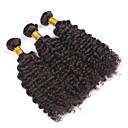 Kinky kudrnaté vlasy, panna brazilského svazky vlasy spřádá 3ks / Lot 28inch nezpracovaných kudrnaté vlasy