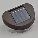 現代充電式LEDソーラーウォールライトガーデンウォールライト