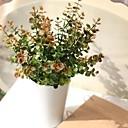 """15.7 """"umělý eukalyptus okrasné rostliny 2 svazky"""