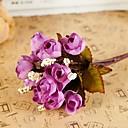 """8.7 """"L set 1 mini 15 heads jesen ruža svilene tkanine cvijeće"""