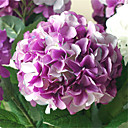 36「光紫色のhyfrangeas造花