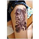 Tetovaže naljepnice - Animal Serija - za Beba/Dijete/Žene/Muškarci/Odrasla osoba/Boy - Uzorak - 18*12cm(7.1*4.7in) -Non Toxic/Donji dio