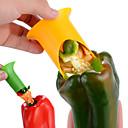 set od 2 paprike bušilicom rajčice bušilicom voća i povrća alat kuhinjski pribor