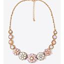 Novi dolazak fashional visoke kvalitete svježeg opal cvijet ogrlicu