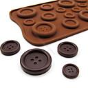 Gumb obliku bombona čokolade kolač za pečenje kalup kalup 22 * 10,5 * 0,5 cm