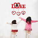 kutilství 3d láska nástěnné hodiny