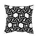 """Moderni / Suvremena 18 """"kvadrata geometrijska jastuk s umetkom"""
