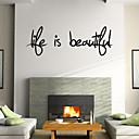 ウォールステッカーウォールステッカースタイルの愛は美しい英語の単語であります&PVC壁のステッカーを引用