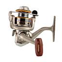 スピニングリール 5.1:1 6 ボールベアリング 交換可能 海釣り 川釣り ルアー釣り-FR030 Hengjia
