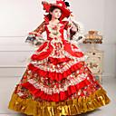 rokoko stilu steampunk®18th stoljeća Marija Antoaneta vjenčanja lopta inspirirana haljina prom haljina