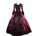 steampunk®marie Antoinette gotički kolonijalne brokata razdoblje haljina lopta haljina kazalište