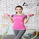 Trčanje T-majica Žene Kratki rukav Quick dry Tactel Yoga / Sposobnost / Trčanje Sportske Sportska odjeća RastezljivaUnutrašnji / Outdoor