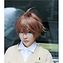 Perruques Cosplay - Autres - Dangan Ronpa - Marron - around 30cm