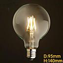 g95led 6w 2300 KB teplé žluté 2700K teplá bílá energeticky úsporných žárovek z důvodu úspory energie