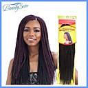 Marley pletenice kose afro pletenice Twist dreadlockse kukičanje pletenica senegalski obrat pletenica kose 3pack puno