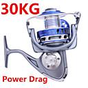 リール スピニングリール 5.5:1 9 ボールベアリング 交換可能 海釣り / スピニング / ジギング / 川釣り / バス釣り / 一般的な釣り / 流し釣り/船釣り - TA5000 TA