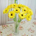 Polyester Sedmikrásky Umělé květiny