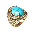 Veliki modni prsten Vintage / Zabava / Posao / Ležerne prilike ( Pozlaćeni nakit