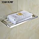 weiyuwuxian® současný kvadrát nerezové oceli věšák na ručníky