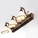 Mini styl Osvětlení do koupelny,Rustikální E12/E14 Kov