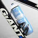 Jezdit na kole Lahve na vodu Jízda na kole Pohodlné Modrá plast
