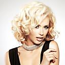 12inch sintetičke čipke prednji kosa vlasulja celebrity stil sintetičkih perika modni stil topline otporne perika