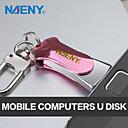 naeny® 32gb pivotant otg bouchons doubles lecteur flash USB U-disque dur de mémoire USB pour téléphone intelligent Android ordinateur
