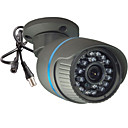 CCTV 1200tvl 3.6mm třetina Sony CMOS HD 960h 24les IR-cut vodotěsné venkovní bezpečnostní kamera + držák bullet