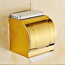 Držák na toaletní papír Ti-PVD Na ze´d 13*12*13cm(5.1*4.7*5.1inch) Mosaz Moderní