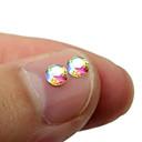 1000ks ab byt diamantové šperky nehtů