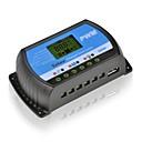30a 12v / 24v solární panel nabíječka regulátor regulátor baterií usb lcd PWM