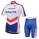 XINTOWN® Biciklistička majica s kratkim hlačama Žene Kratki rukav BiciklProzračnost / Quick dry / Ultraviolet Resistant / Lagani