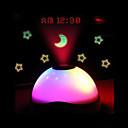 ls4g vruće prodaje zvjezdano digitalni magija dovela projiciranja budilica noć svijetlu boju mijenja Horloge reloj despertador