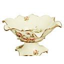 1 kom keramička zdjela za ukras popodnevni čaj