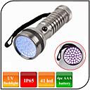 Rasvjeta LED svjetiljke LED 100 lumens Lumena 1 Način - AA Vodootporno / Ultraljubičasto svjetlo / Krivotvoreni DetektorUporaba /
