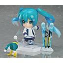 Vocaloid Snow Miku PVC One Size Anime Akcijske figure Model Igračke Doll igračkama