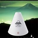 volcano Aromatherapy Diffusers Aromatherapy Lamps Kombinace Rose Replenish Water Improving Sleep Podporuje dobrou náladu 160 ABS