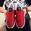 Schoenen Zwart / Blauw / Rood Tule Sneakers Voor Heren